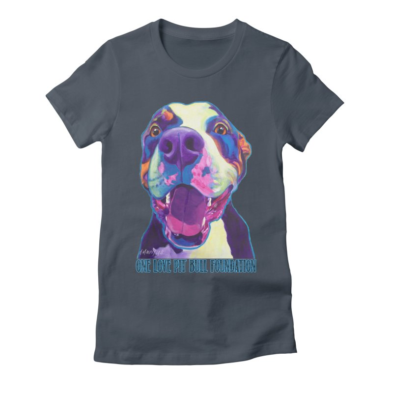 Mayhem Women's T-Shirt by One Love Pit Bull Foundation