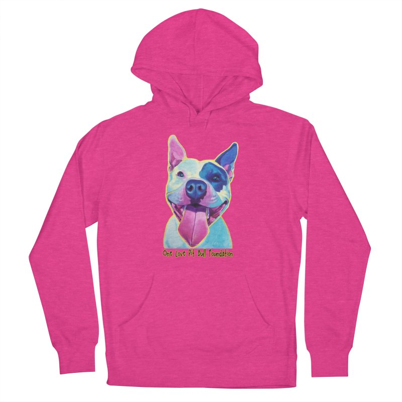 Big Louie Men's Pullover Hoody by One Love Pit Bull Foundation