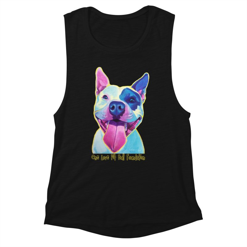 Big Louie Women's Tank by One Love Pit Bull Foundation