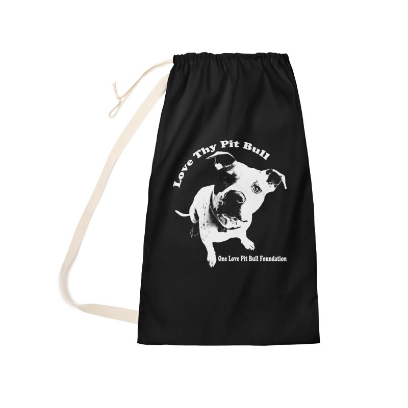 Love Thy Pit Bull Accessories Bag by One Love Pit Bull Foundation