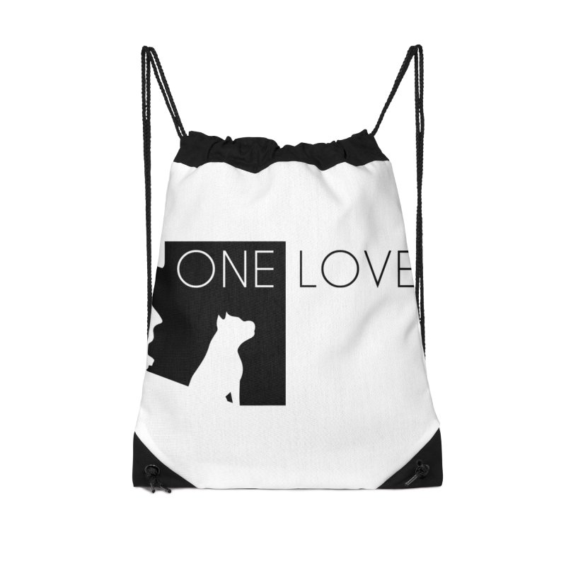 ONE LOVE Accessories Bag by One Love Pit Bull Foundation