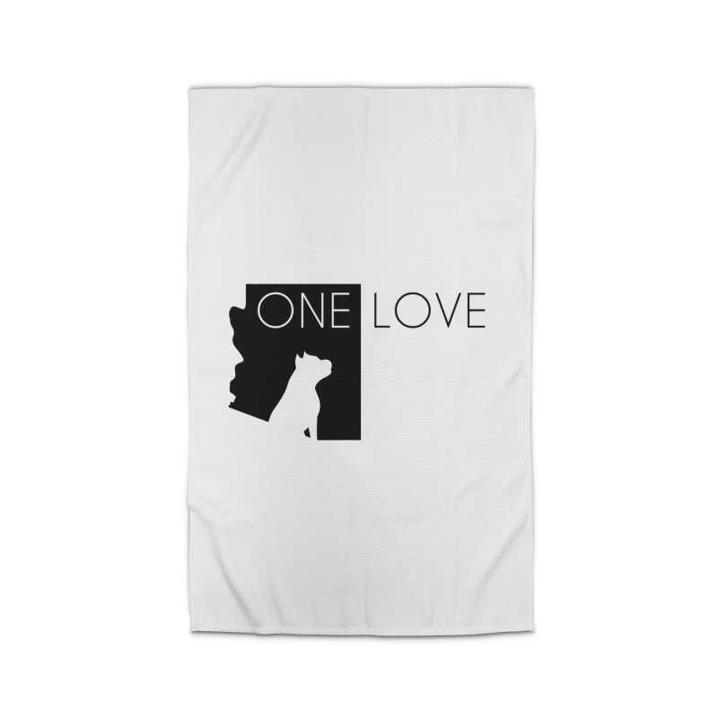 ONE LOVE Home Rug by One Love Pit Bull Foundation