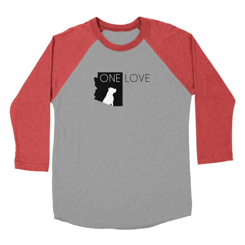 ONE LOVE Men's Longsleeve T-Shirt by One Love Pit Bull Foundation