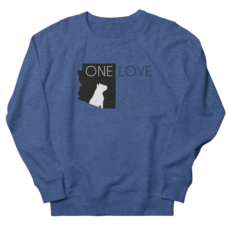 ONE LOVE Men's Sweatshirt by One Love Pit Bull Foundation