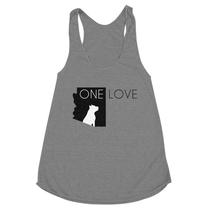 ONE LOVE Women's Tank by One Love Pit Bull Foundation