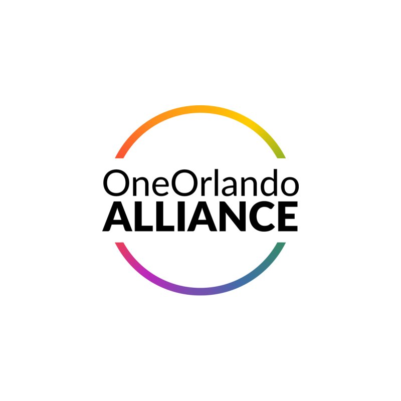 OOA Logo (with Black Text) Masc Style Clothing T-Shirt by oneorlandoalliance's Artist Shop