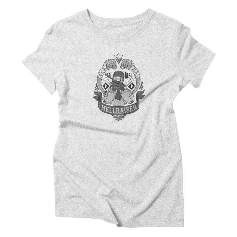 hellraiser Women's T-Shirt by onepercenter's Artist Shop