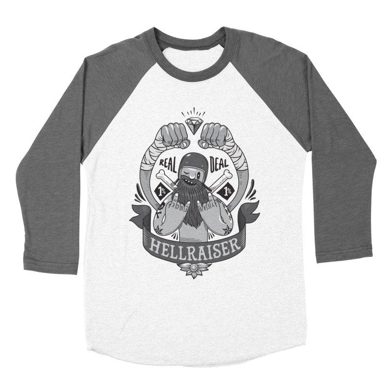 hellraiser Women's Longsleeve T-Shirt by onepercenter's Artist Shop