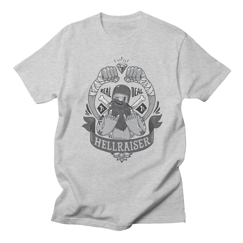 hellraiser Men's Regular T-Shirt by onepercenter's Artist Shop