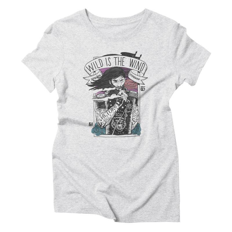 stribor Women's Triblend T-Shirt by onepercenter's Artist Shop