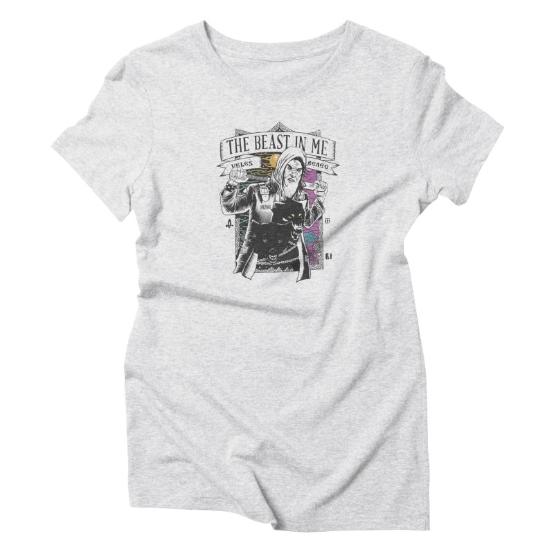 veles Women's T-Shirt by onepercenter's Artist Shop