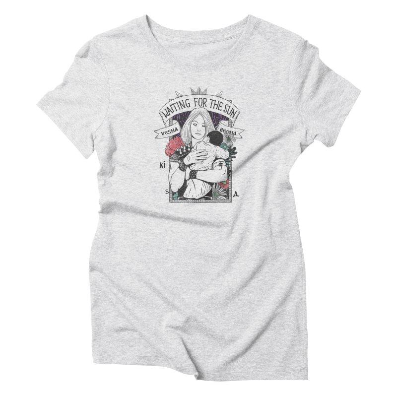 vesna Women's T-Shirt by onepercenter's Artist Shop