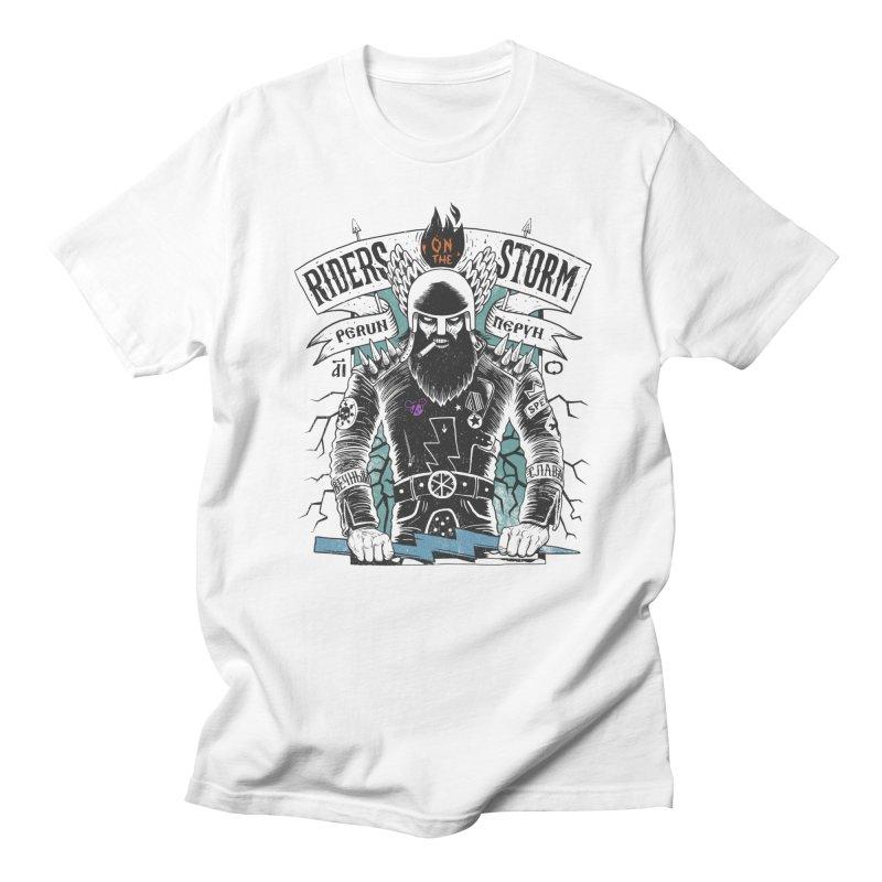 perun Men's T-Shirt by onepercenter's Artist Shop