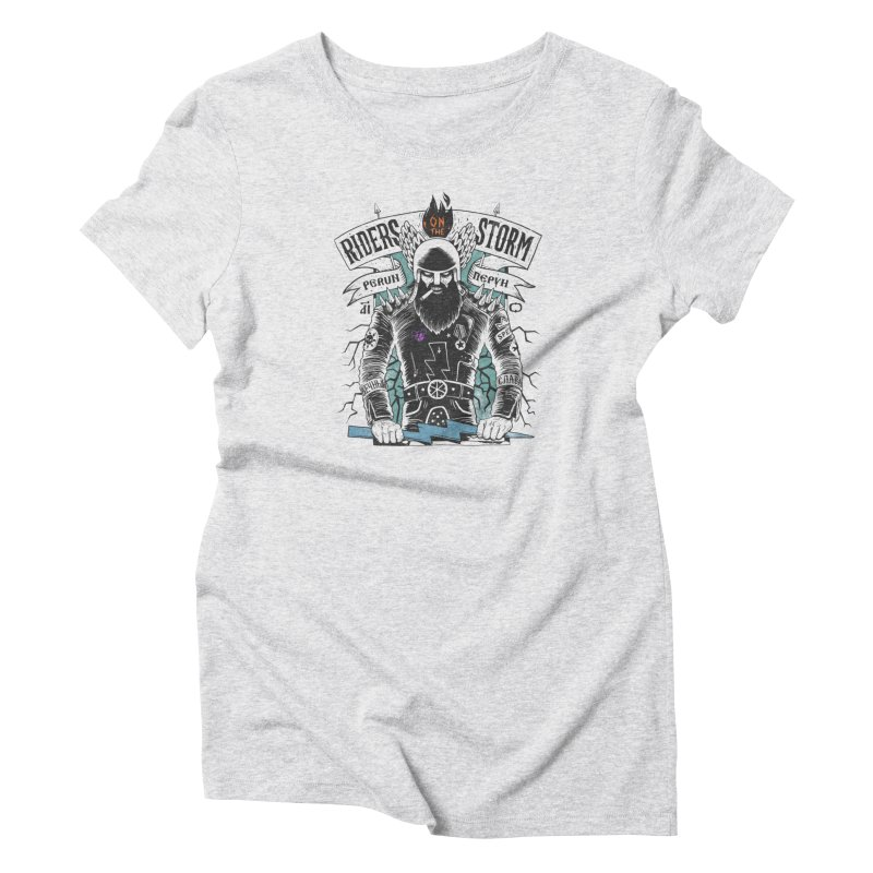 perun Women's T-Shirt by onepercenter's Artist Shop