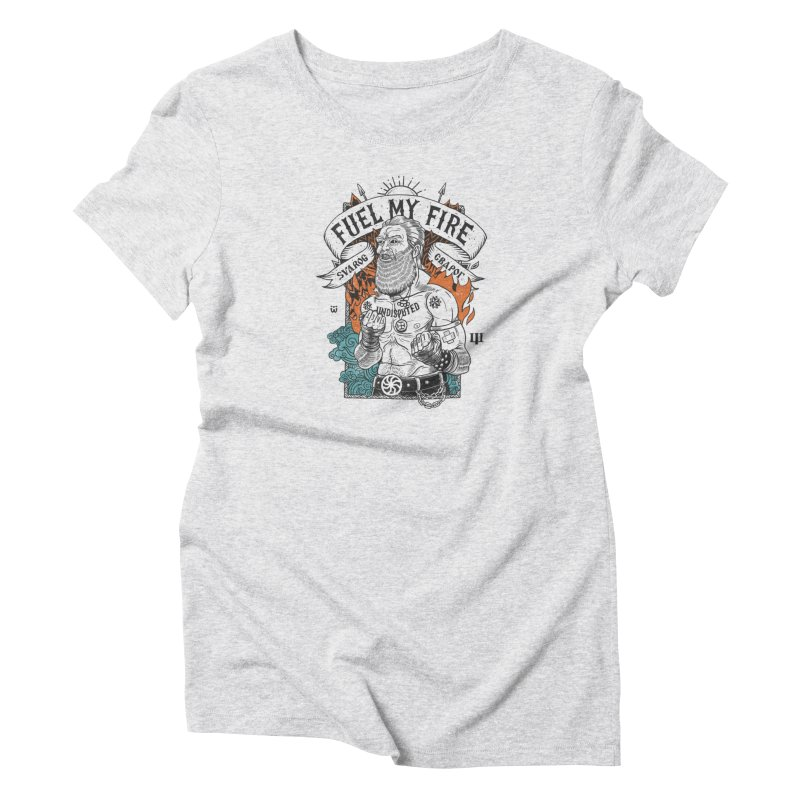 svarog Women's T-Shirt by onepercenter's Artist Shop