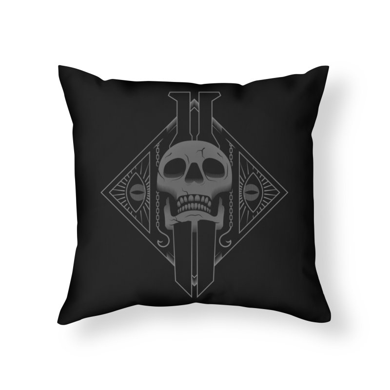 Paid in Full LAIR Throw Pillow by One Seven Design