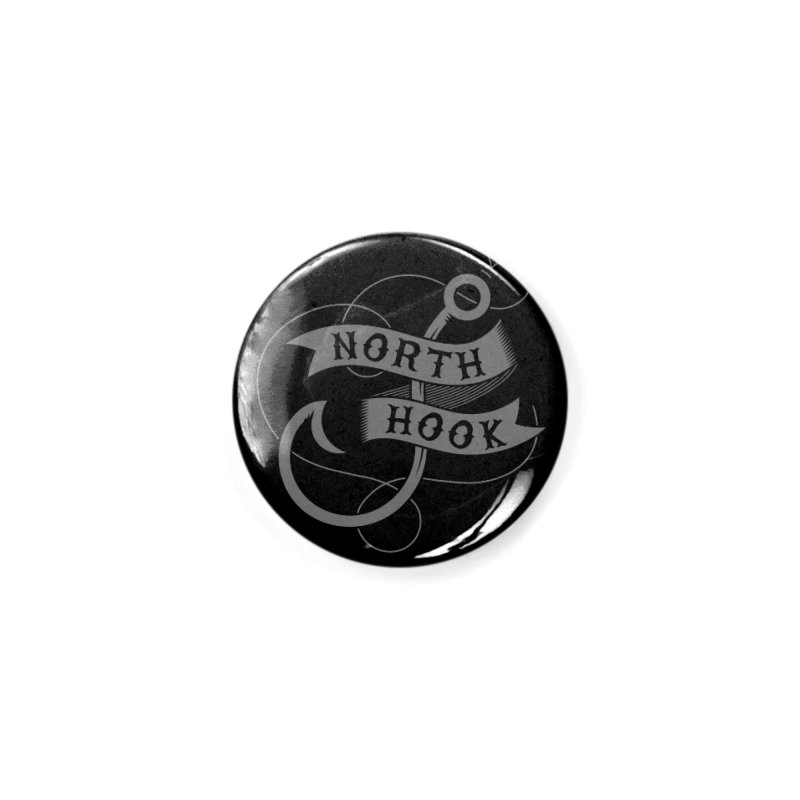 North Hook GEAR Button by One Seven Design