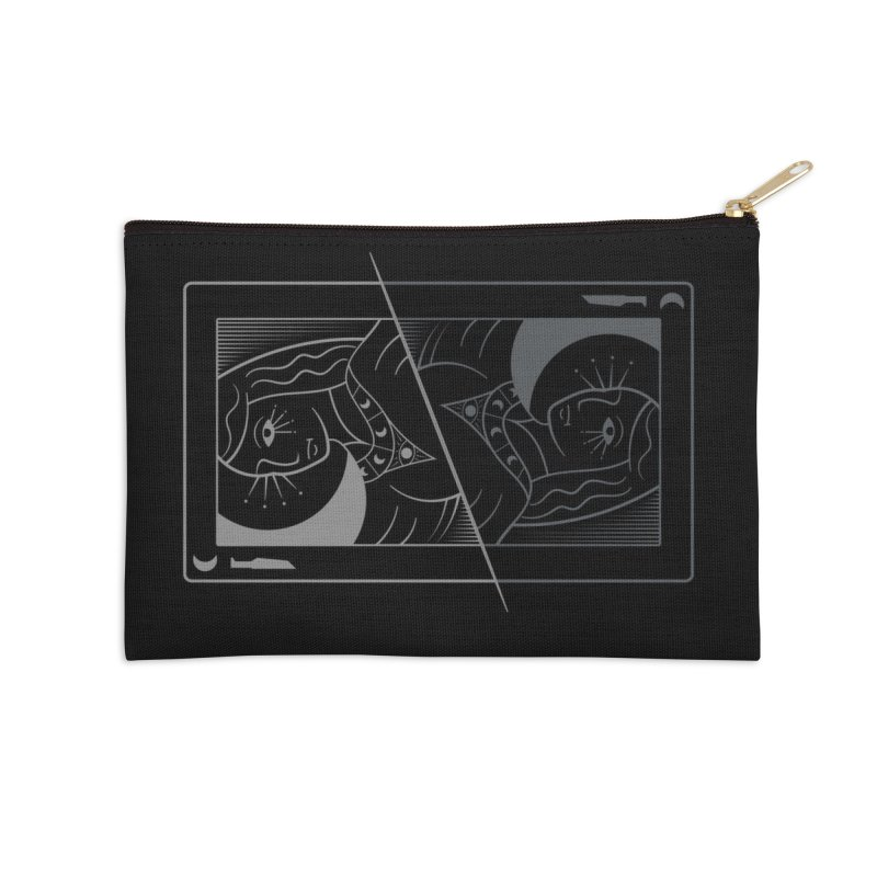 The Dimmer Sisters GEAR Zip Pouch by One Seven Design