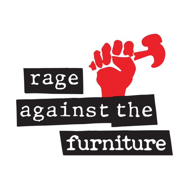 rage against the furniture Kids Baby T-Shirt by Happy Thursdays - A Onesie Project by Ceylan S. Ek