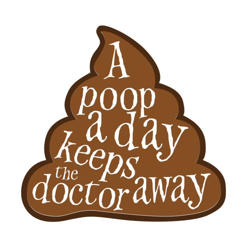 A poop a day... Kids T-Shirt by Happy Thursdays - A Onesie Project by Ceylan S. Ek