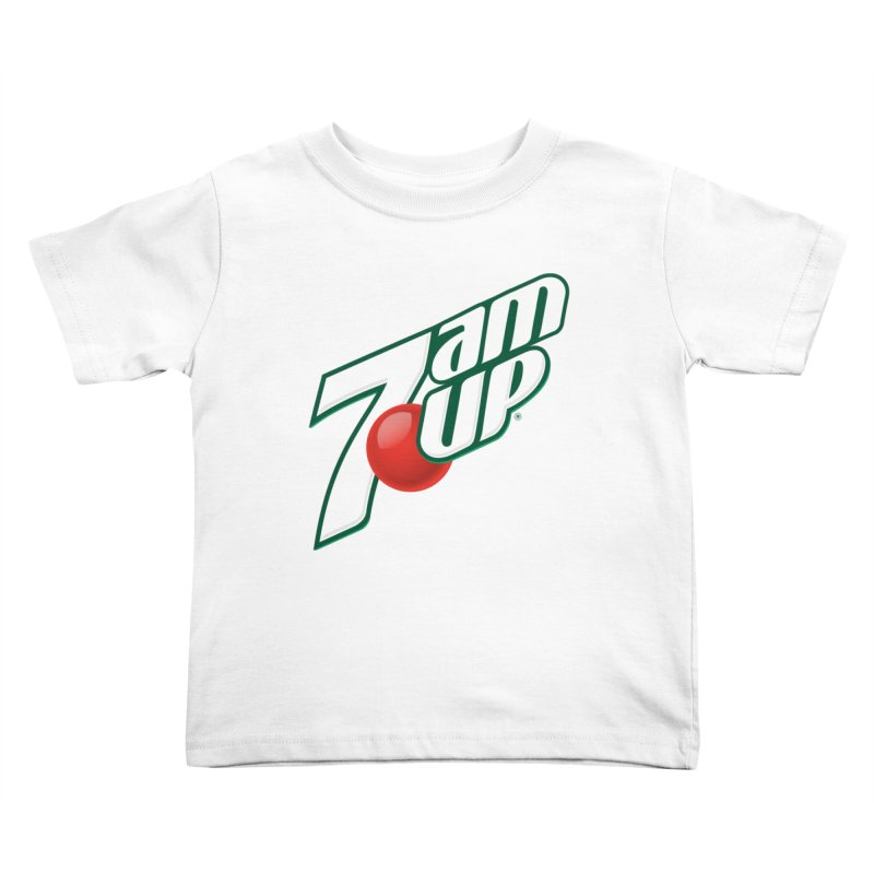 7amUP Kids Toddler T-Shirt by Happy Thursdays - A Onesie Project by Ceylan S. Ek