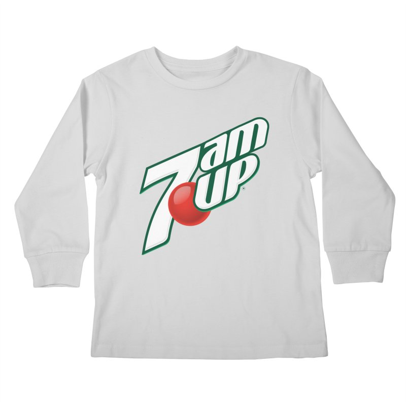 7amUP Kids Longsleeve T-Shirt by Happy Thursdays - A Onesie Project by Ceylan S. Ek