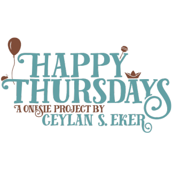 Happy Thursdays - A Onesie Project by Ceylan S. Ek Logo