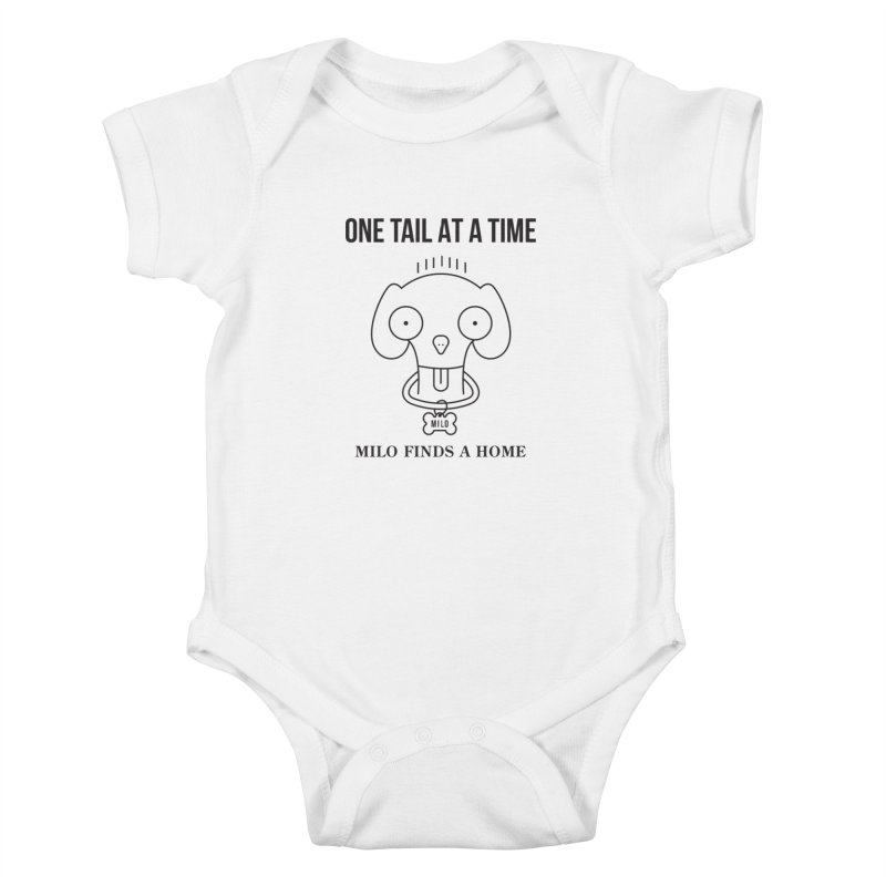 Milo Kids Baby Bodysuit by One Tail At A Time