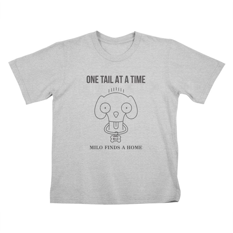 Milo Kids T-Shirt by One Tail At A Time