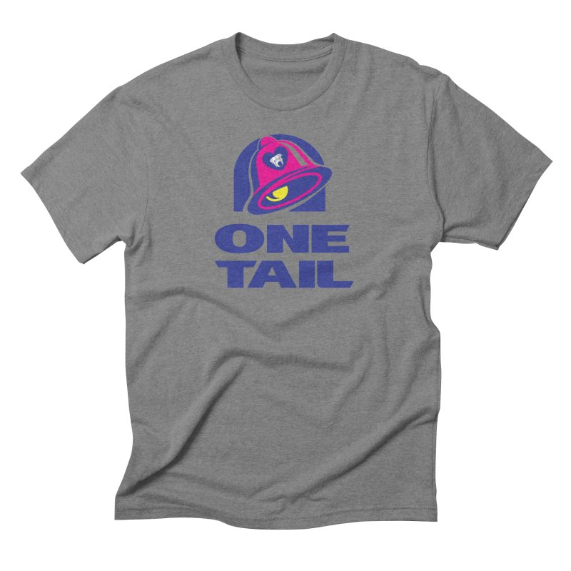 Taco Bell Men's T-Shirt by One Tail At A Time