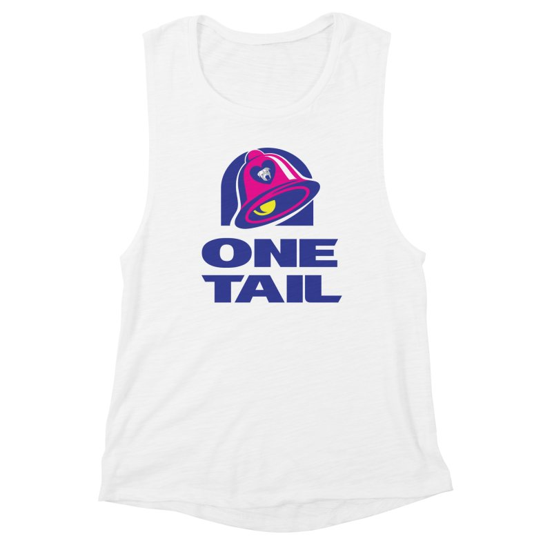 Taco Bell Women's Tank by One Tail At A Time