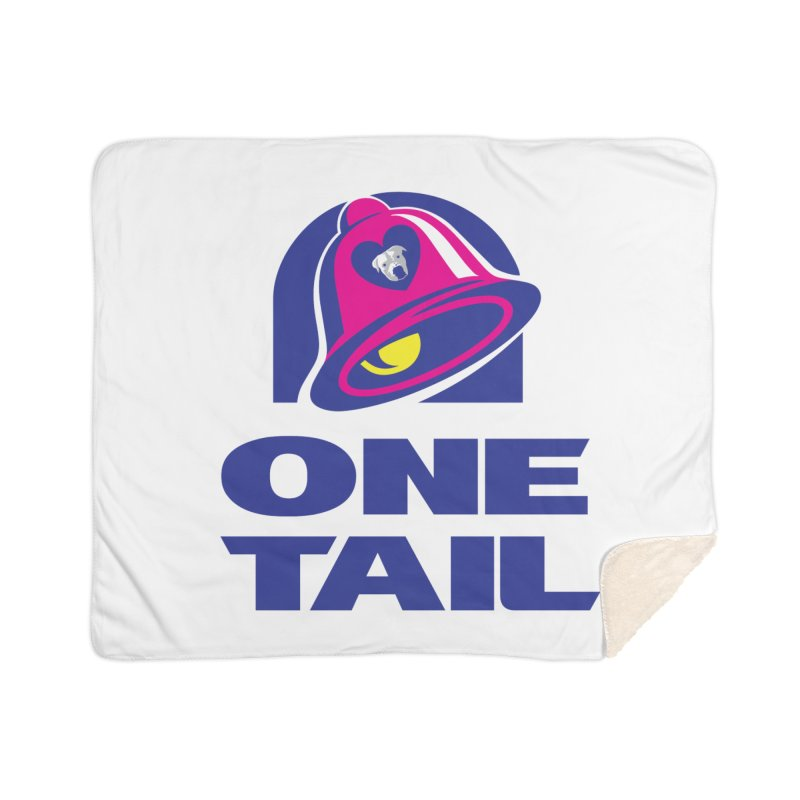Taco Bell Home Blanket by One Tail At A Time