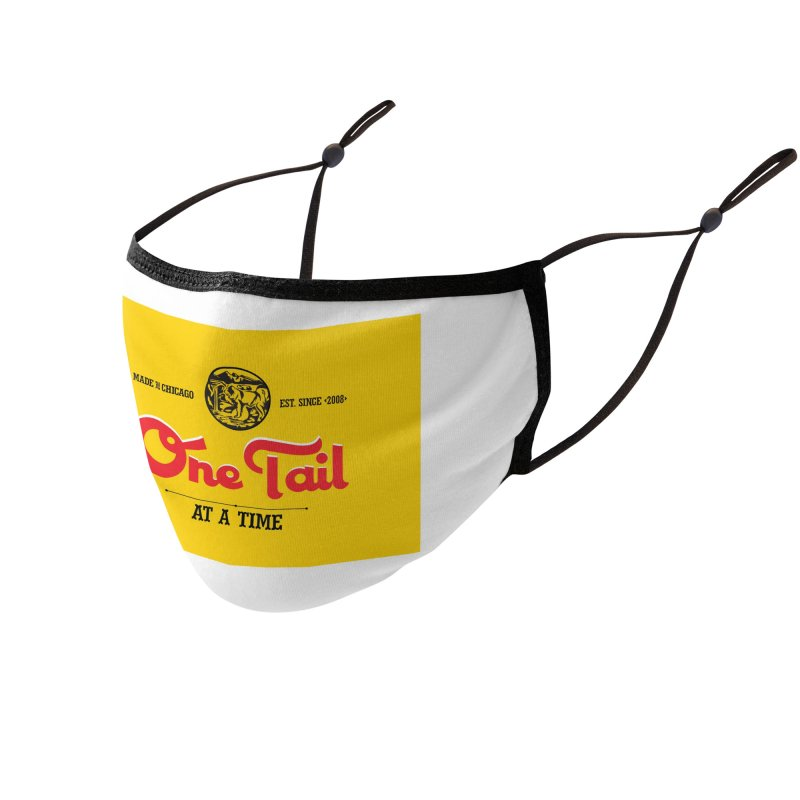 Topo Accessories Face Mask by One Tail At A Time