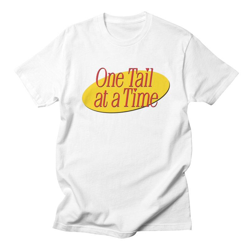 Seinfeld Men's T-Shirt by One Tail At A Time