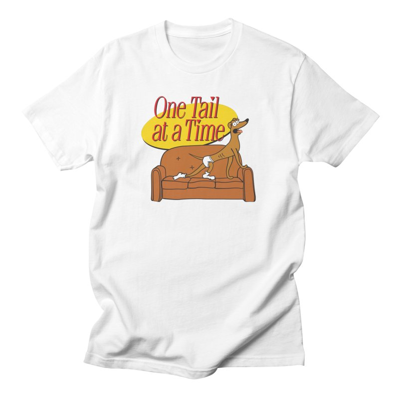 Mashup Men's T-Shirt by One Tail At A Time