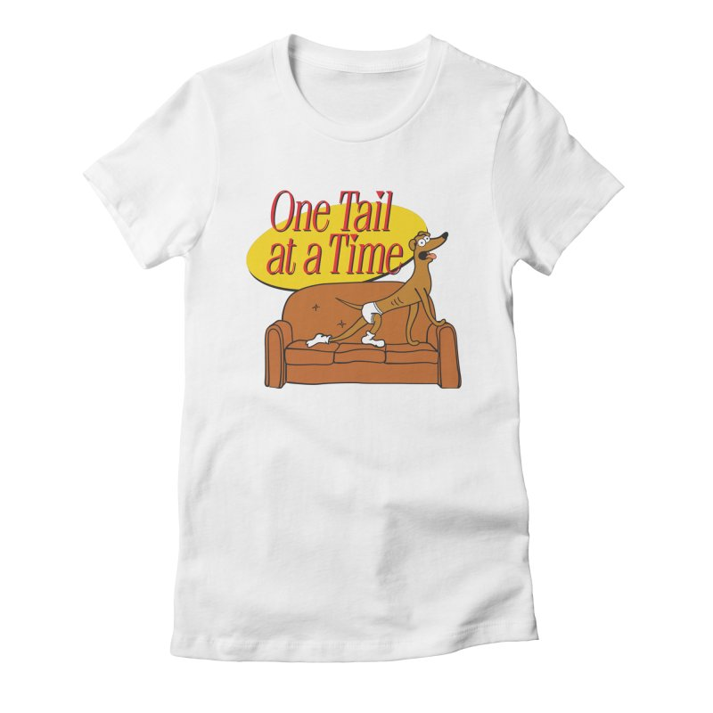 Mashup Women's T-Shirt by One Tail At A Time