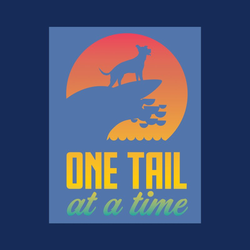Surfboard Women's T-Shirt by One Tail At A Time