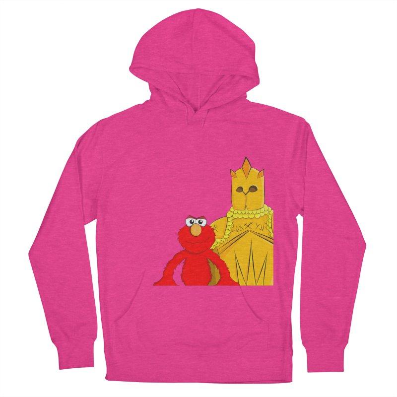 Elmo Choose Violence Women's Pullover Hoody by oneweirddude's Artist Shop