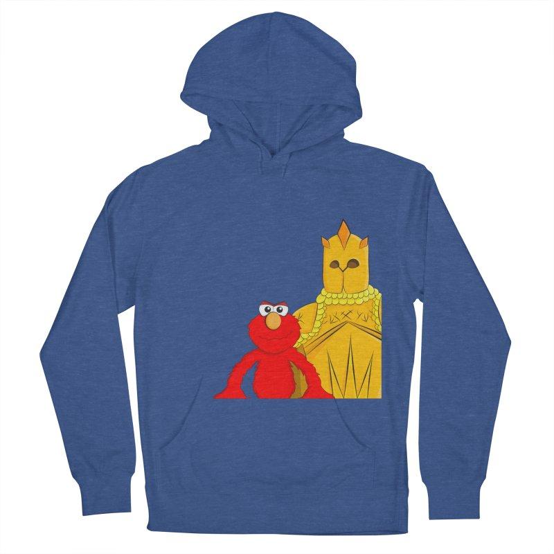 Elmo Choose Violence Men's Pullover Hoody by oneweirddude's Artist Shop