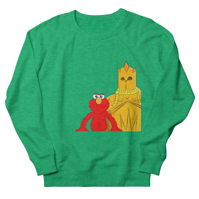 Elmo Choose Violence Women's Sweatshirt by oneweirddude's Artist Shop