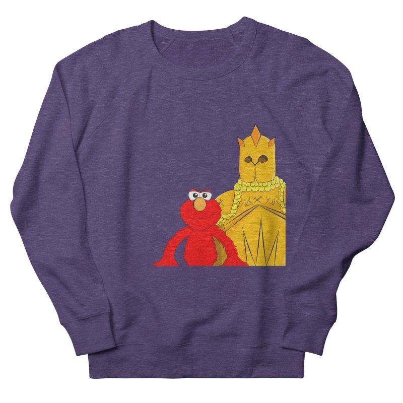 Elmo Choose Violence Men's Sweatshirt by oneweirddude's Artist Shop