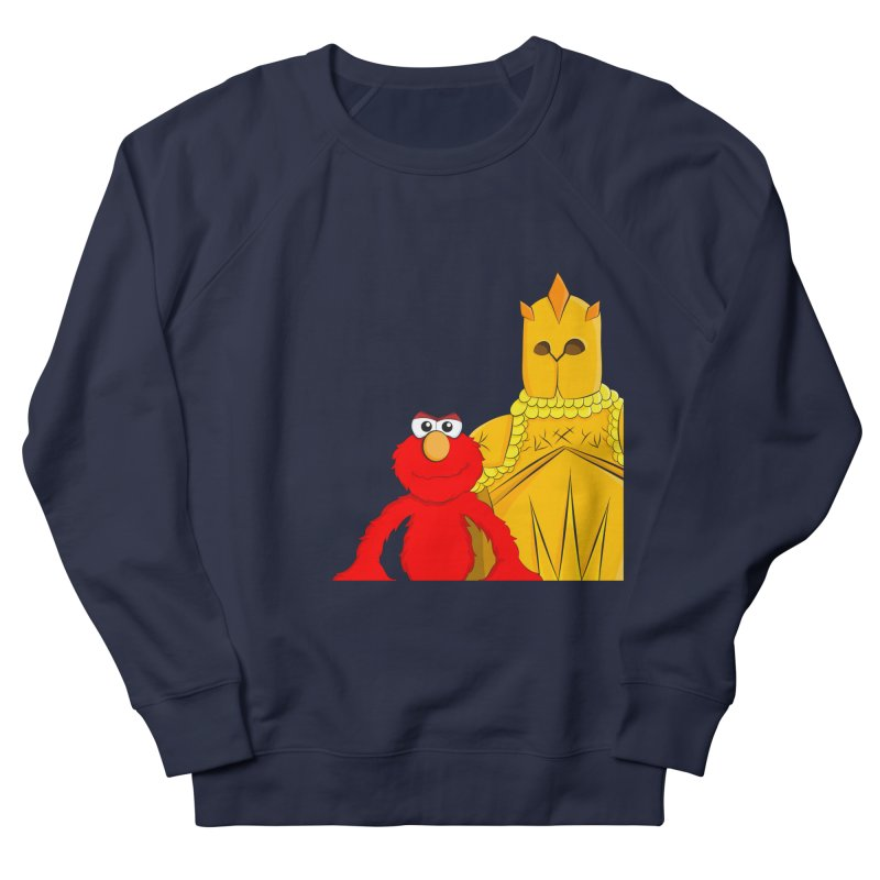Elmo Choose Violence Men's Sweatshirt by oneweirddude's Artist Shop