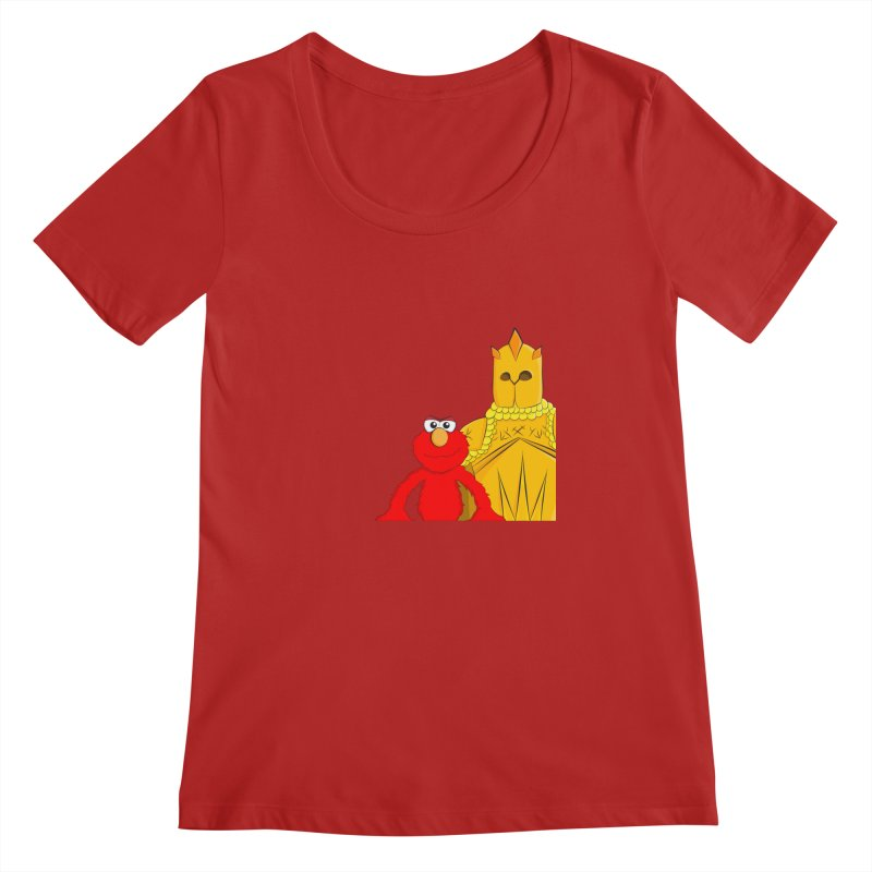 Elmo Choose Violence   by oneweirddude's Artist Shop