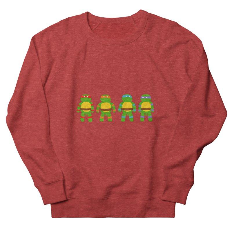 Pixellated Ninja Parts Men's Sweatshirt by oneweirddude's Artist Shop