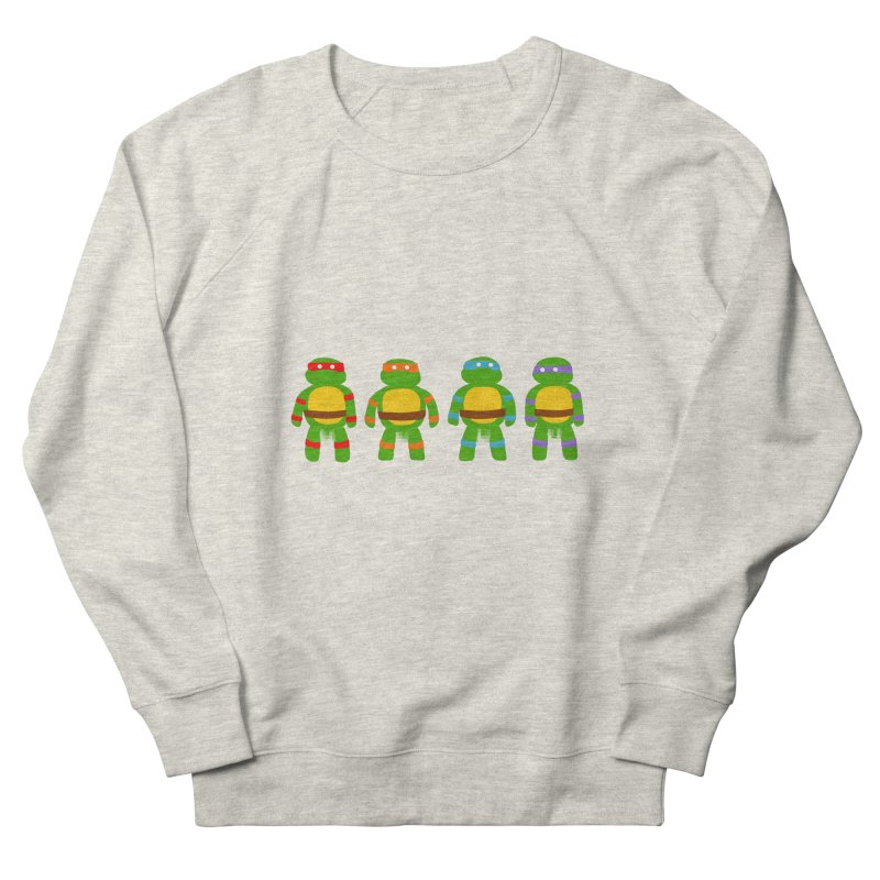 Pixellated Ninja Parts Men's Sweatshirt by oneweirddude's Artist Shop