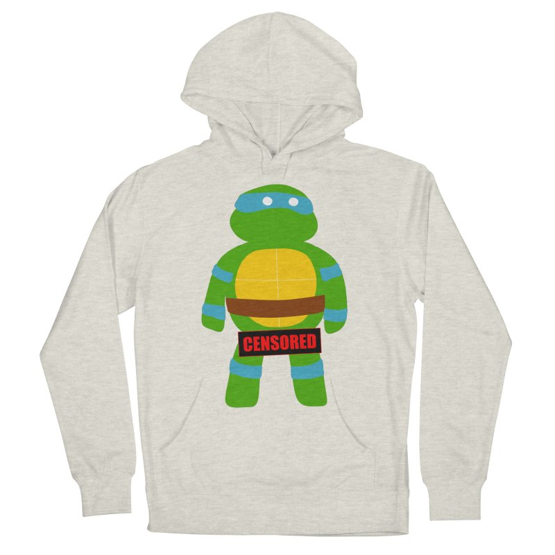 Naughty Leonardo Men's Pullover Hoody by oneweirddude's Artist Shop