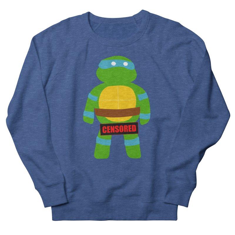 Naughty Leonardo Women's Sweatshirt by oneweirddude's Artist Shop