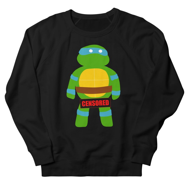 Naughty Leonardo Men's Sweatshirt by oneweirddude's Artist Shop