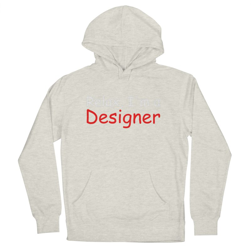 Helvetica's Overrated Women's French Terry Pullover Hoody by oneweirddude's Artist Shop