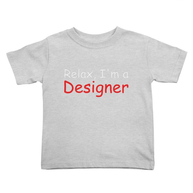Helvetica's Overrated Kids Toddler T-Shirt by oneweirddude's Artist Shop